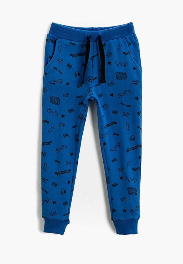 спортивные брюки koton для мальчика, синие