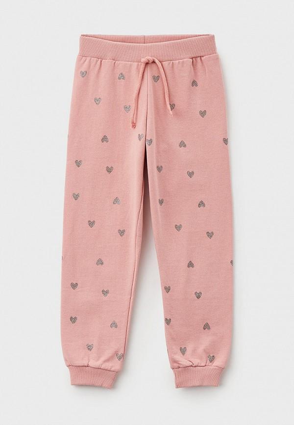 спортивные брюки koton для девочки, розовые