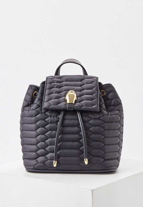 женский рюкзак cavalli class, черный