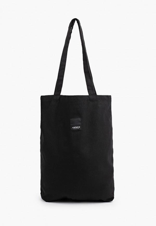 женская сумка icepeak, черная