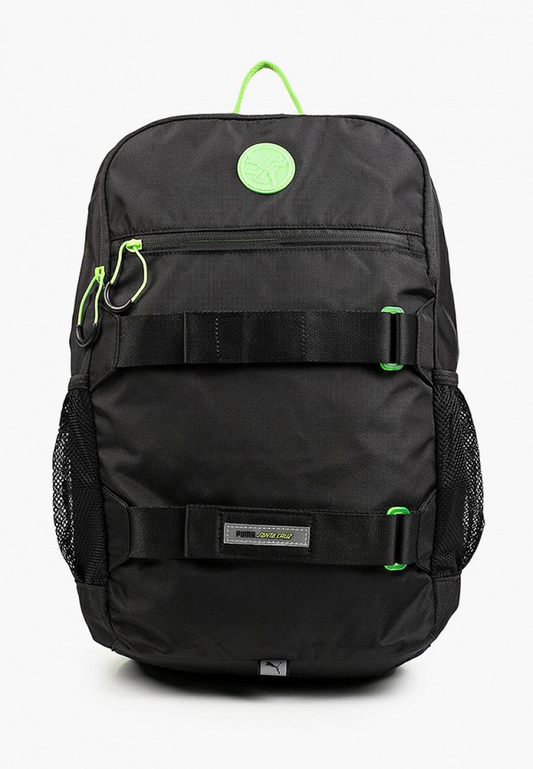 женский рюкзак puma, черный