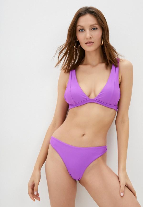 женский купальник delice, фиолетовый