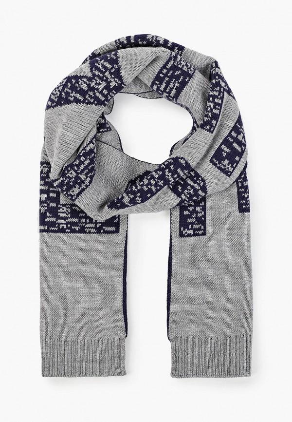 шарф united colors of benetton для мальчика, серый