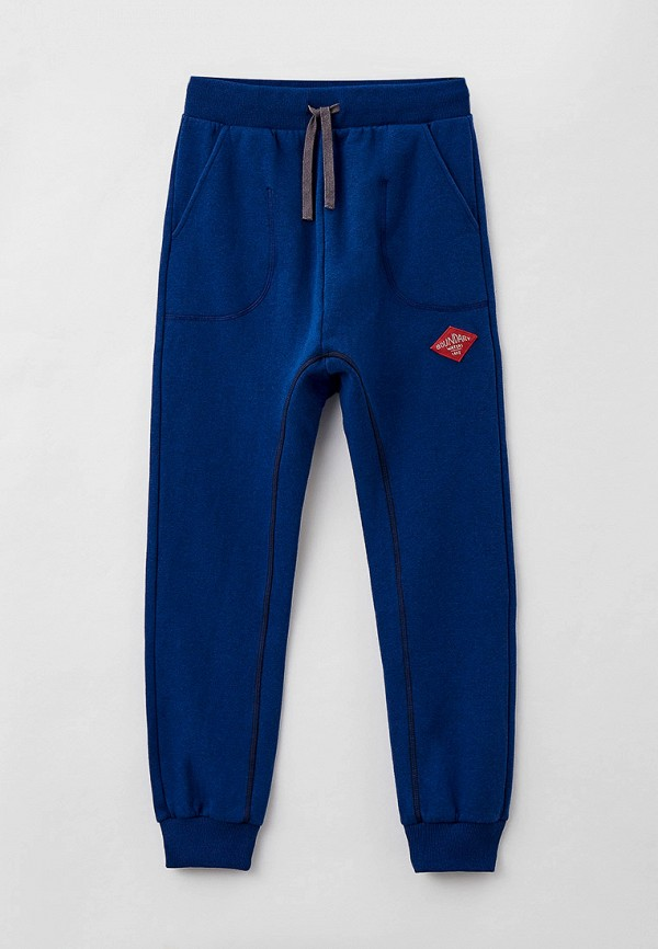 спортивные брюки united colors of benetton для мальчика, синие