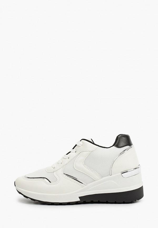 женские низкие кроссовки diora.rim, белые