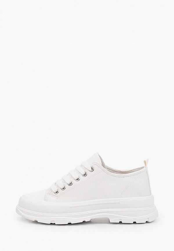 женские низкие ботинки diora.rim, белые