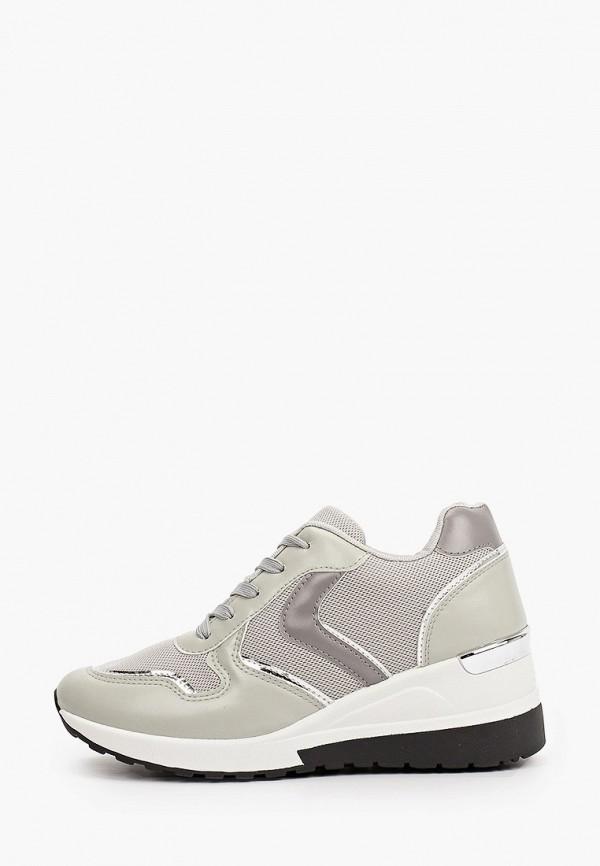 женские низкие кроссовки diora.rim, серые