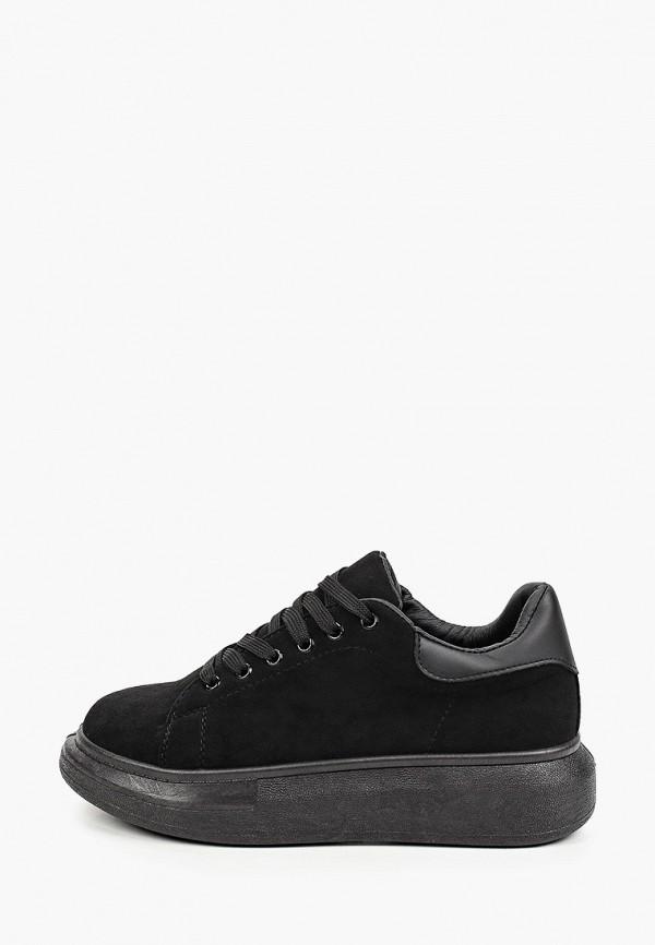 женские низкие кроссовки diora.rim, черные