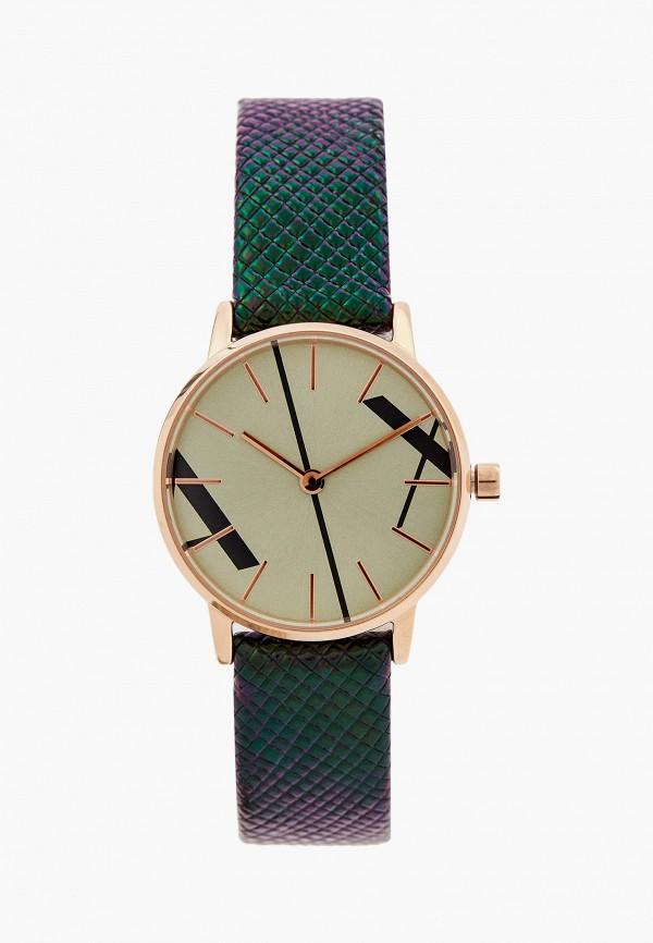 женские часы armani exchange, зеленые