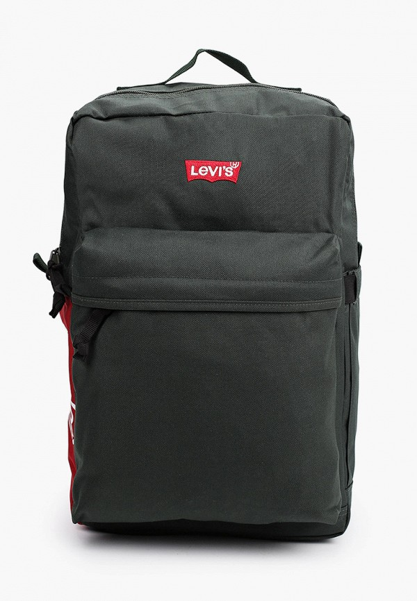 мужской рюкзак levi's®, зеленый