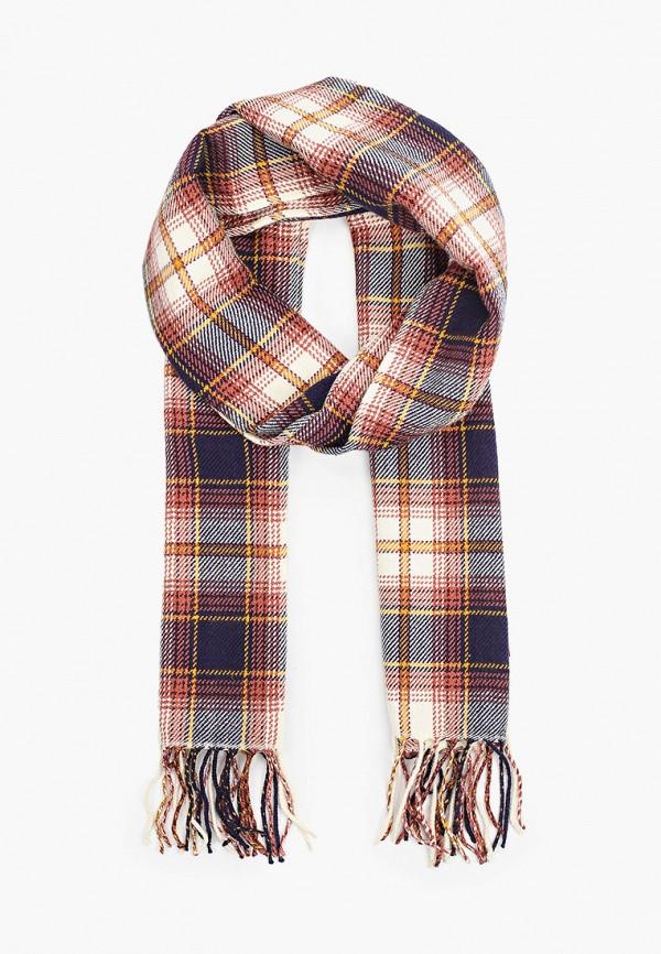 мужской шарф levi's®, разноцветный