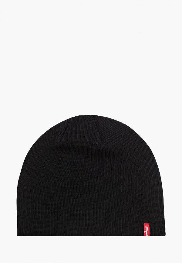 мужская шапка levi's®, черная