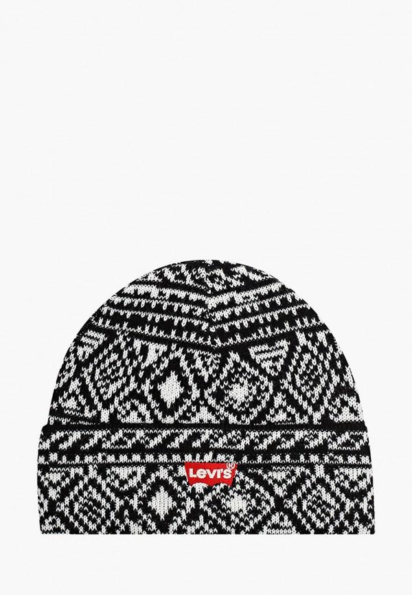 мужская шапка levi's®, разноцветная