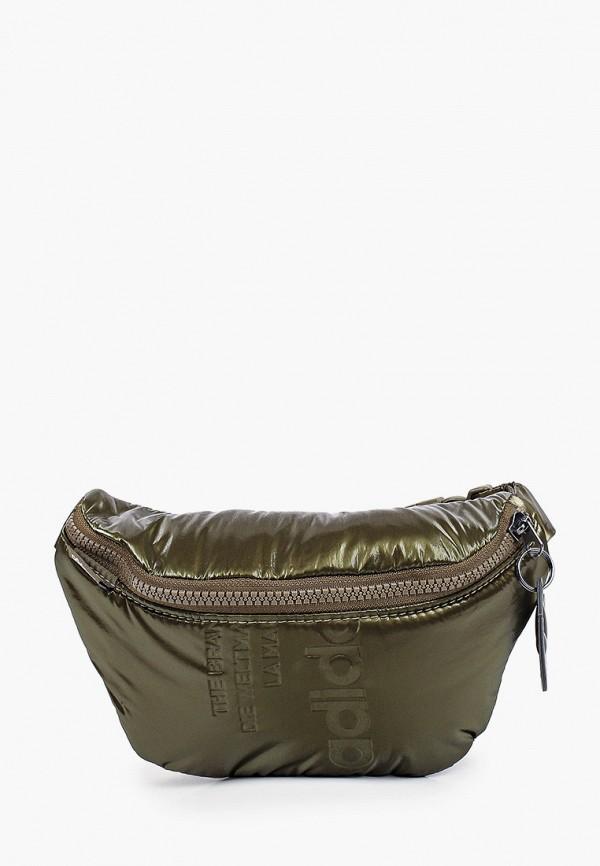 женская поясные сумка adidas, хаки