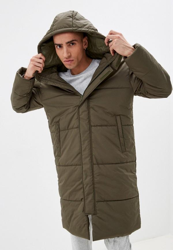 мужская спортивные куртка puma, хаки