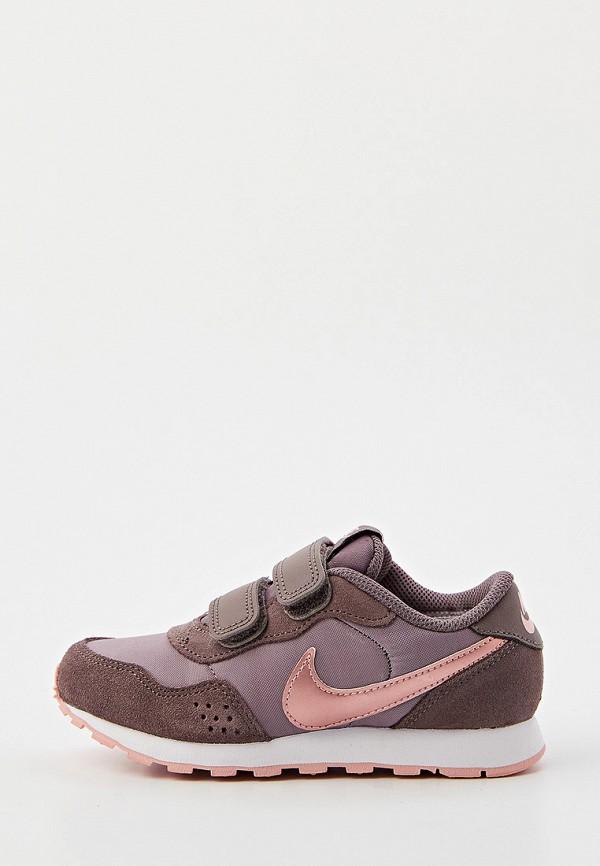 кроссовки nike для мальчика, фиолетовые