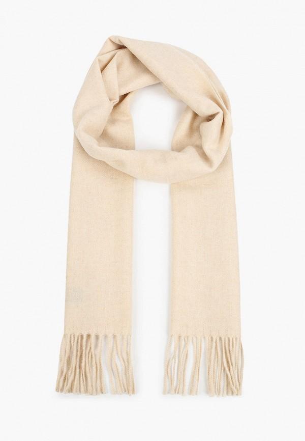 женский шарф venera, бежевый