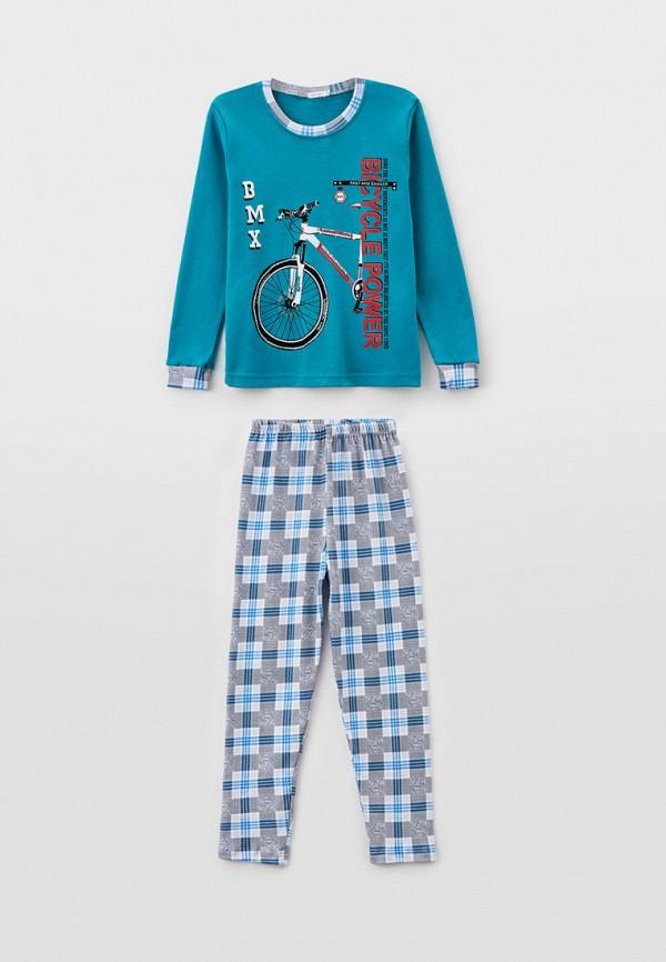 пижама sleepshy малыши, разноцветная