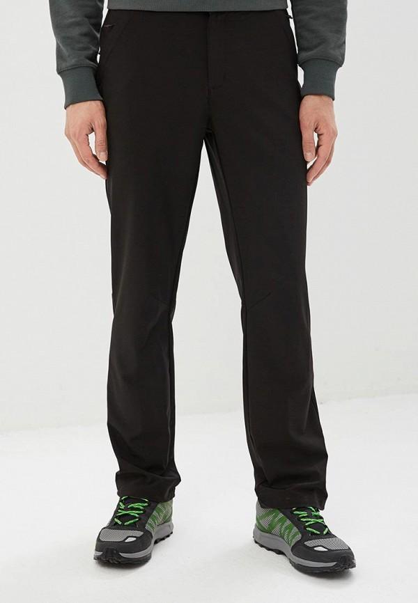 мужские спортивные спортивные брюки rukka, черные
