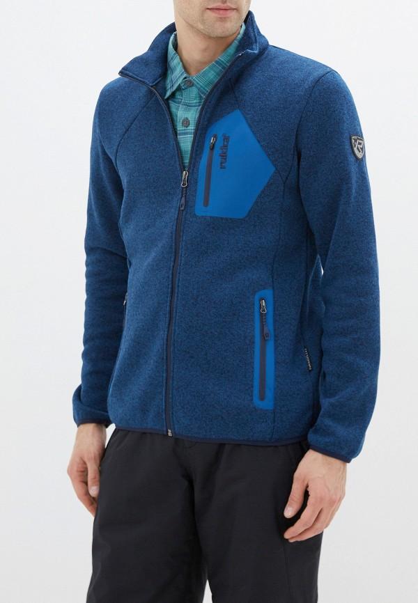 мужская олимпийка rukka, синяя