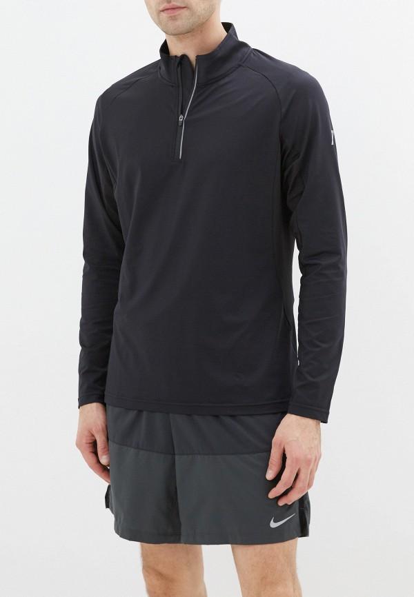 мужская олимпийка rukka, черная
