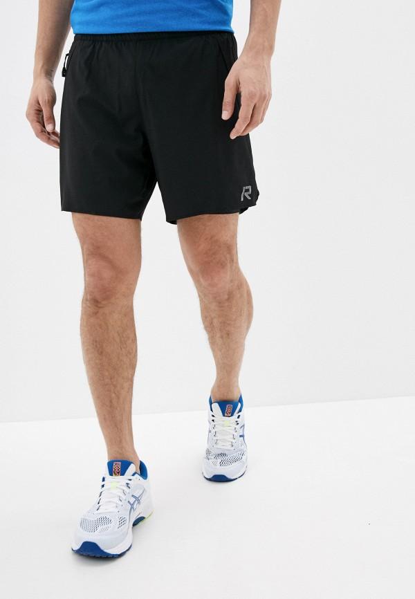 мужские спортивные шорты rukka, черные