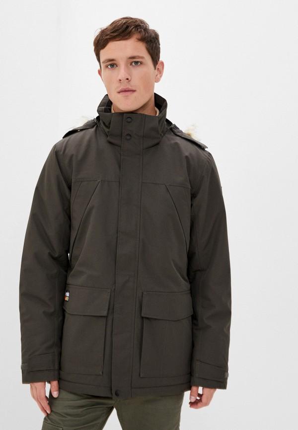 мужская куртка rukka, зеленая
