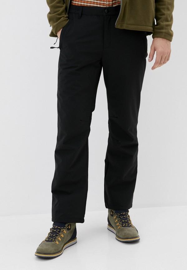 мужские брюки rukka, черные