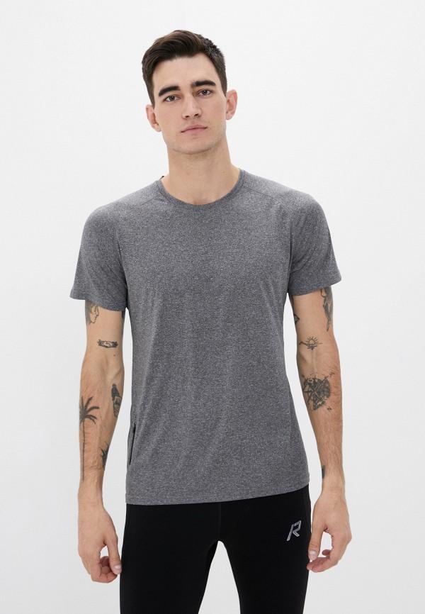 мужская спортивные футболка rukka, серая