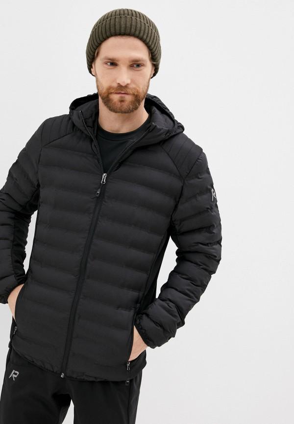 мужская куртка rukka, черная