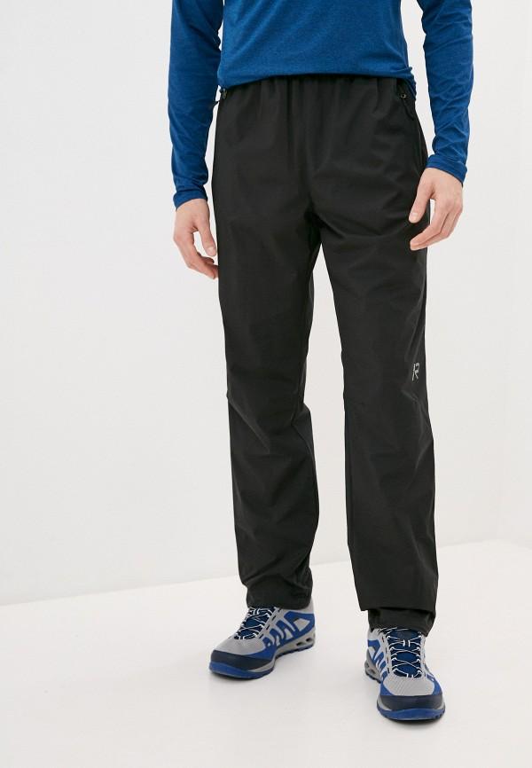 мужские спортивные брюки rukka, черные