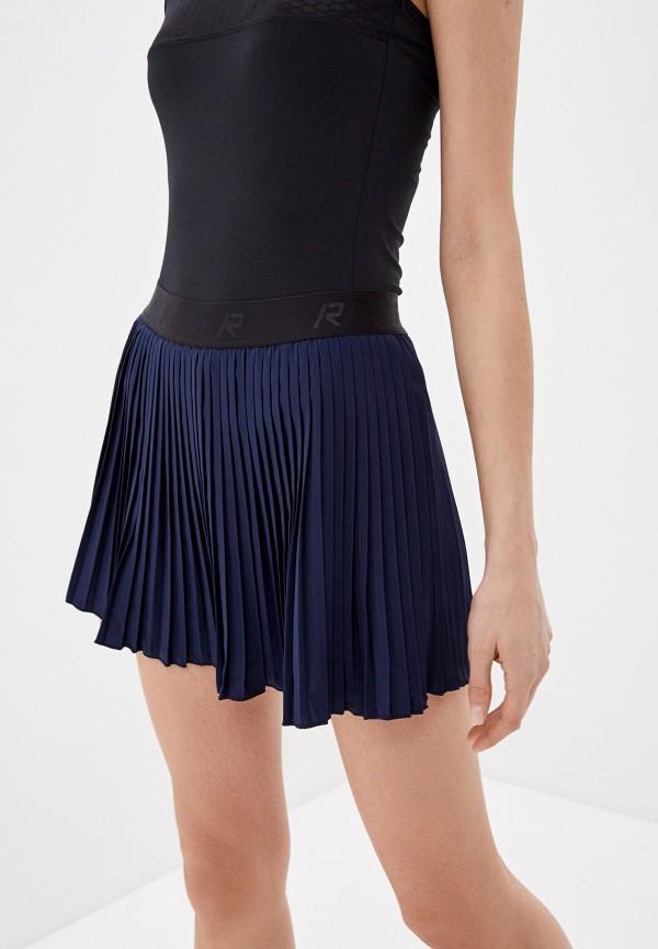 женская спортивные юбка rukka, синяя
