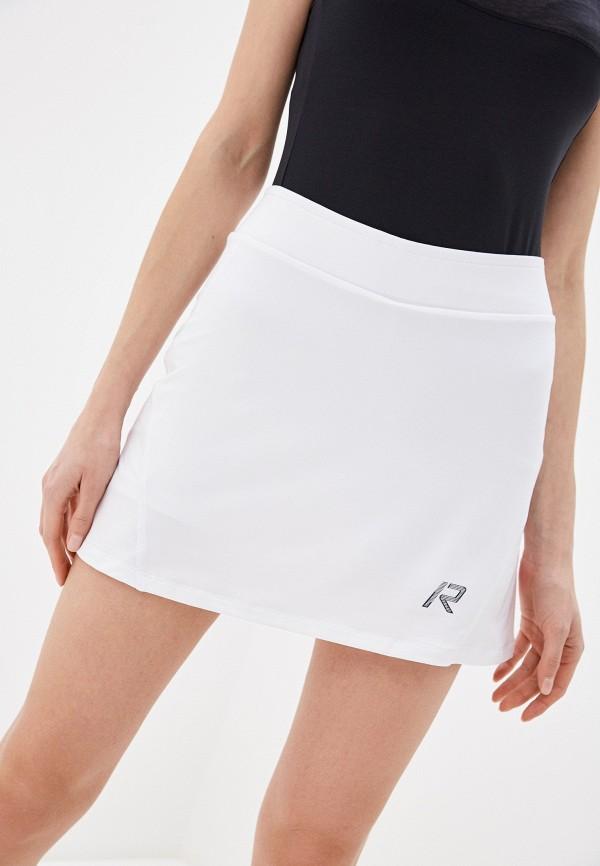 женская спортивные юбка rukka, белая