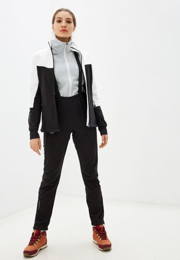 женский спортивный костюм rukka, черный