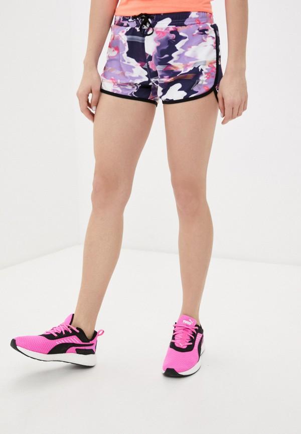 женские спортивные шорты rukka, разноцветные