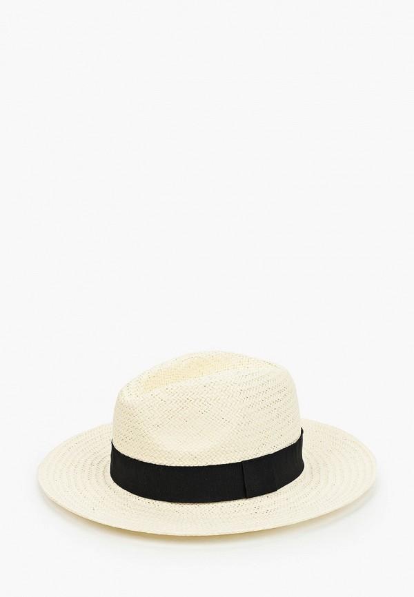 женская шляпа rubi, бежевая