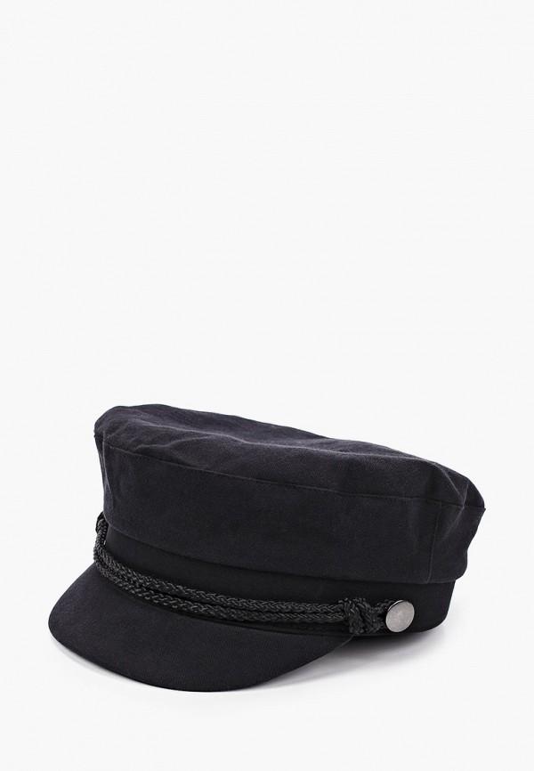 женская кепка rubi, черная