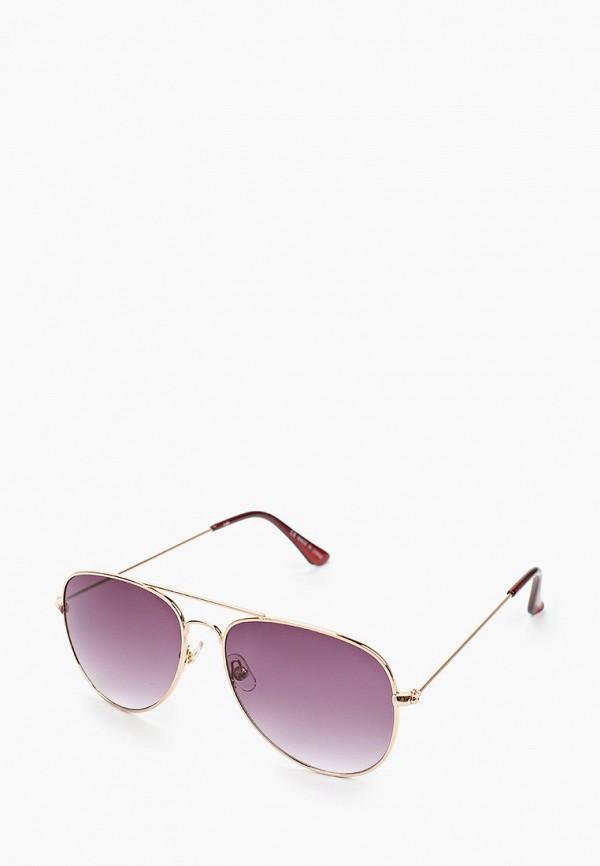 женские солнцезащитные очки rubi, розовые