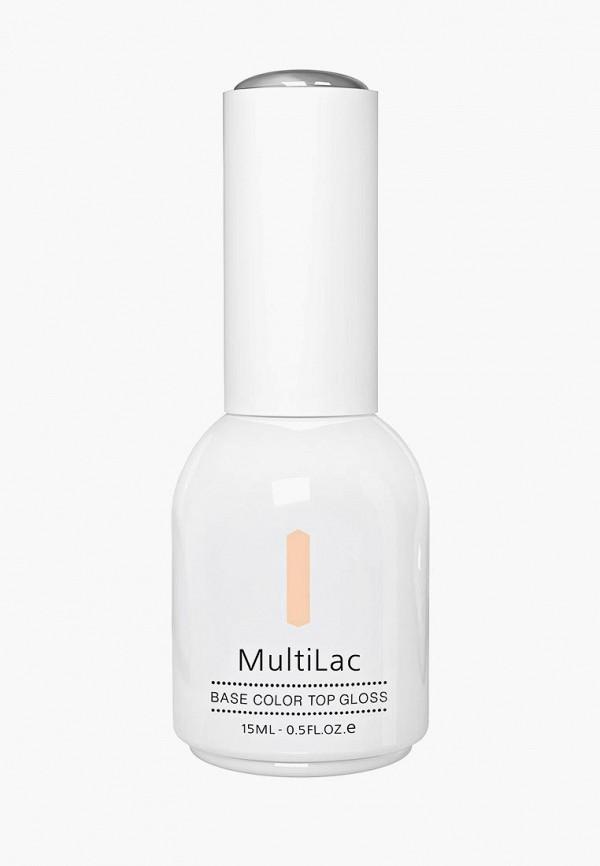 Купить Гель-лак для ногтей Runail Professional, MultiLac классический, цвет: Леди-совершенство, Excellence Lady, 15 мл, RU010LWCWGV2, бежевый, Осень-зима 2018/2019