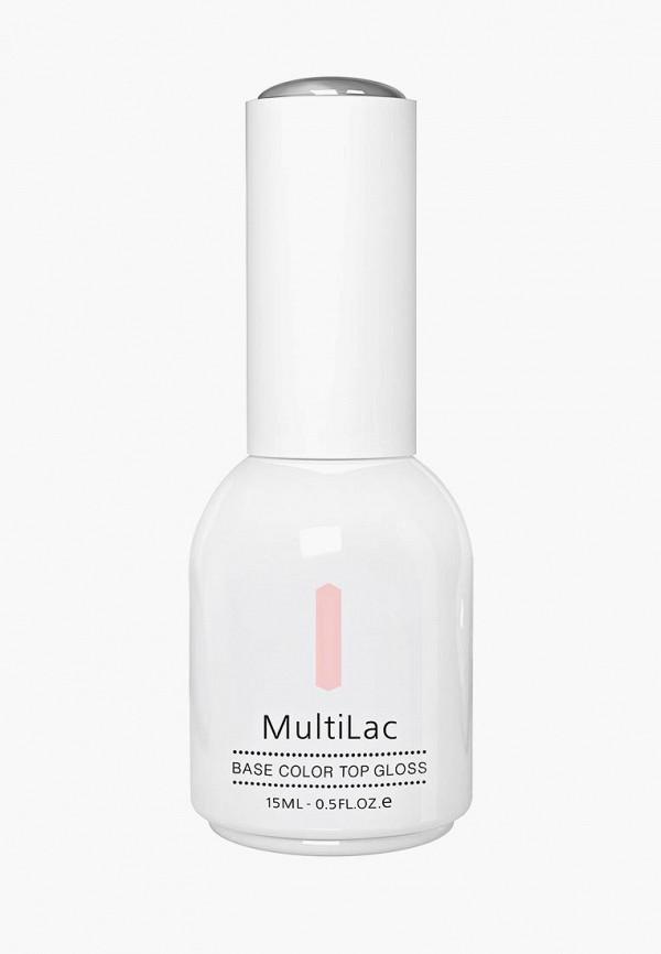 Купить Гель-лак для ногтей Runail Professional, MultiLac классический, цвет: Одри, Audrey, 15 мл, RU010LWCWGV4, розовый, Осень-зима 2018/2019