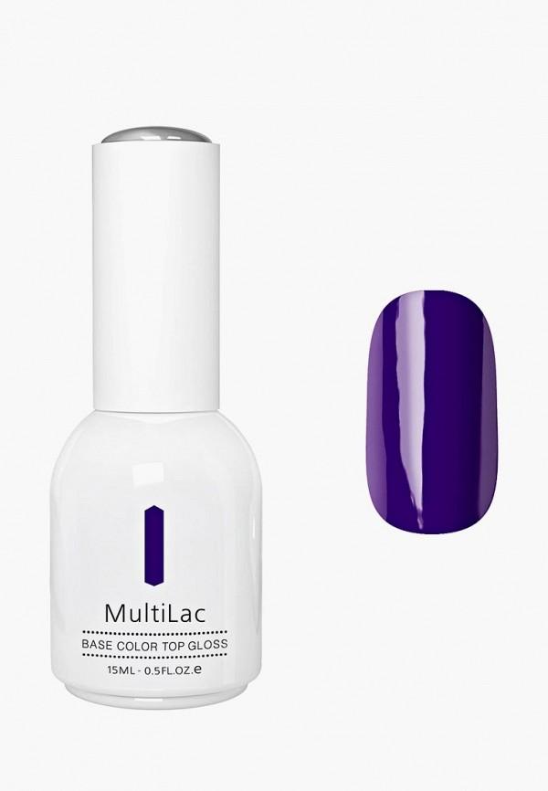 Купить Гель-лак для ногтей Runail Professional, MultiLac классический, цвет: Спелая смородина, Ripe Currant, 15 мл, RU010LWCWGX4, фиолетовый, Осень-зима 2018/2019