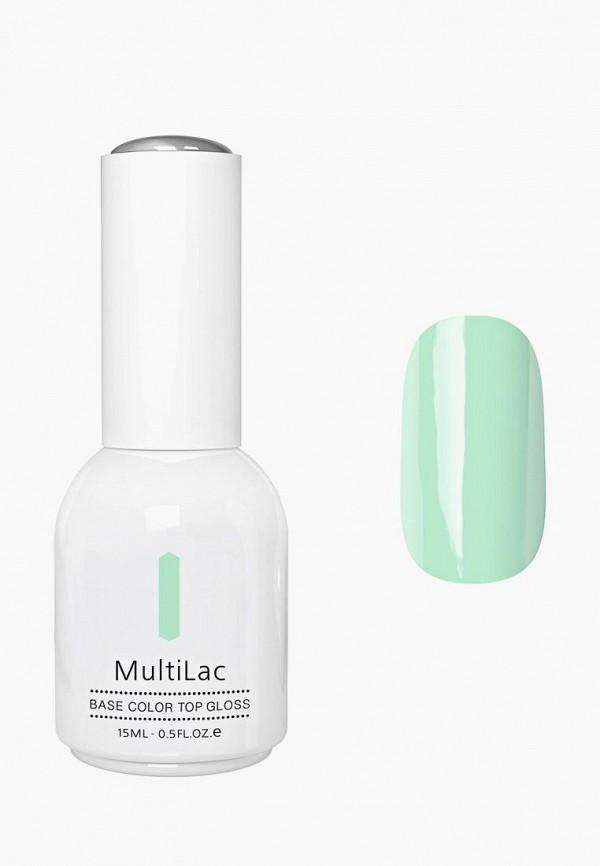 Купить Гель-лак для ногтей Runail Professional, MultiLac классический, цвет: Мятная прохлада, Cool Mint, 15 мл, RU010LWCWGY1, бирюзовый, Осень-зима 2018/2019