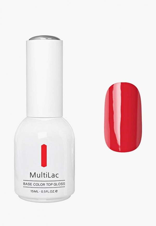Купить Гель-лак для ногтей Runail Professional, MultiLac классический, цвет: Лесной пожар, Wildfire, 15 мл, RU010LWCWGZ1, красный, Осень-зима 2018/2019