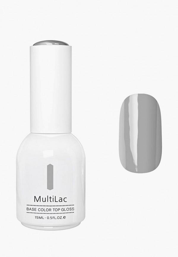 Купить Гель-лак для ногтей Runail Professional, MultiLac классический, цвет: Тень, Shadow, 15 мл, RU010LWCWGZ6, серый, Осень-зима 2018/2019