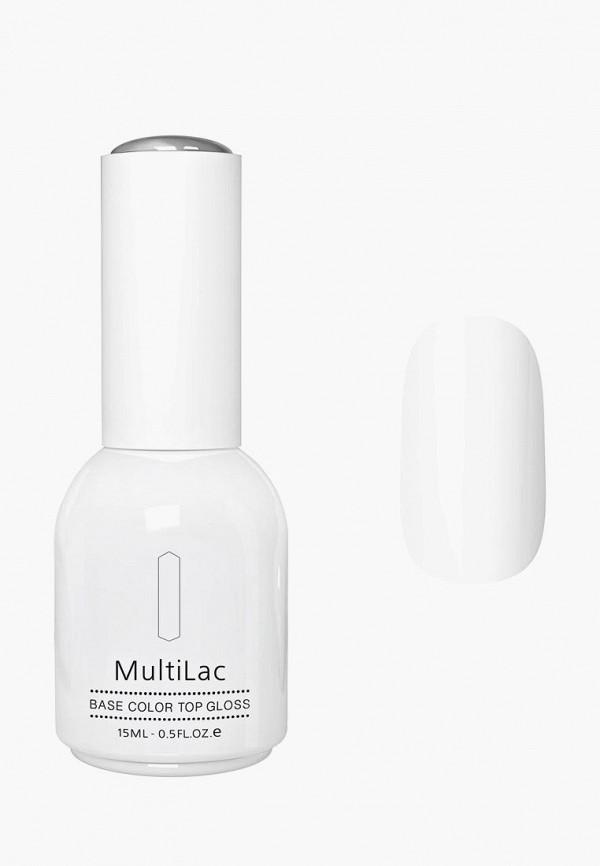 Купить Гель-лак для ногтей Runail Professional, MultiLac классический, цвет: Ландыш, May-lily, 15 мл, RU010LWCWGZ8, белый, Осень-зима 2018/2019
