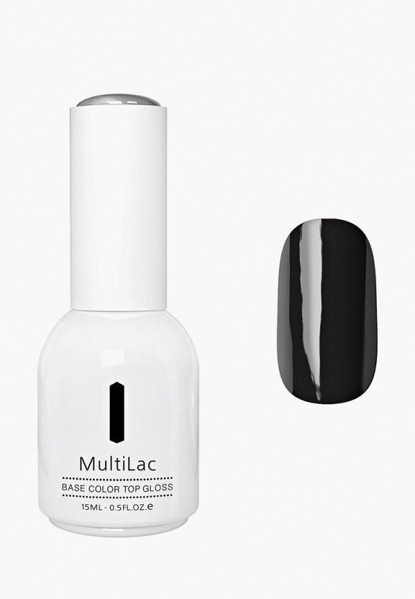 Купить Гель-лак для ногтей Runail Professional, MultiLac классический, цвет: Черная кошечка, Black Cat, 15 мл, RU010LWCWGZ9, черный, Осень-зима 2018/2019