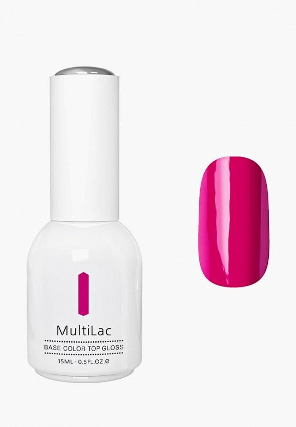 Купить Гель-лак для ногтей Runail Professional, MultiLac классический, цвет: Спелая вишня, Ripe Cherry, 15 мл, RU010LWCWHA3, розовый, Осень-зима 2018/2019