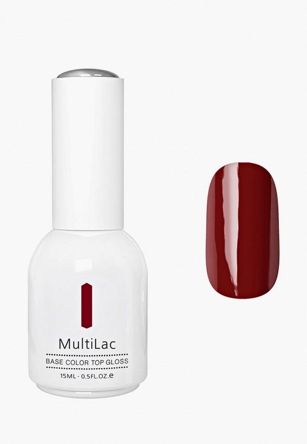 Купить Гель-лак для ногтей Runail Professional, MultiLac классический, цвет: Марсала, Marsala, 15 мл, RU010LWCWHA6, бордовый, Осень-зима 2018/2019