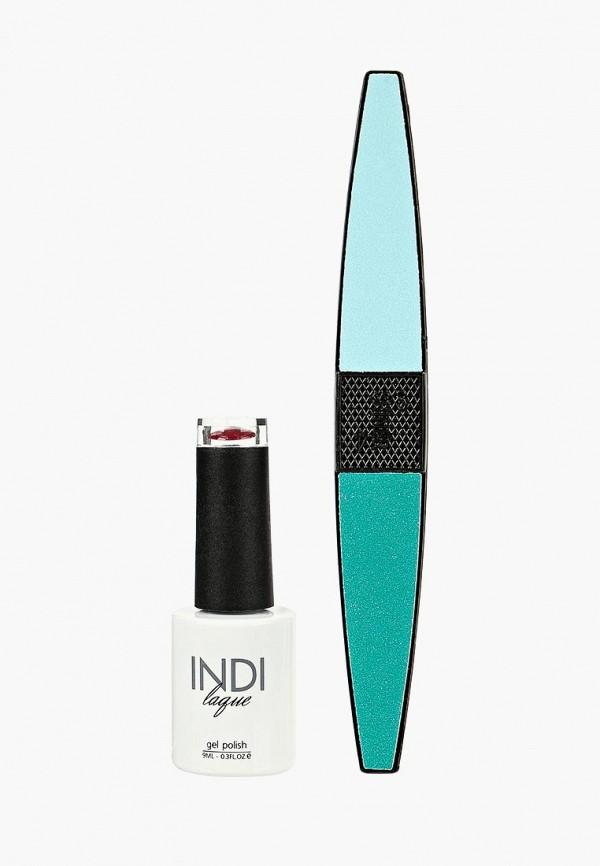 лак для ногтей runail professional, бордовый
