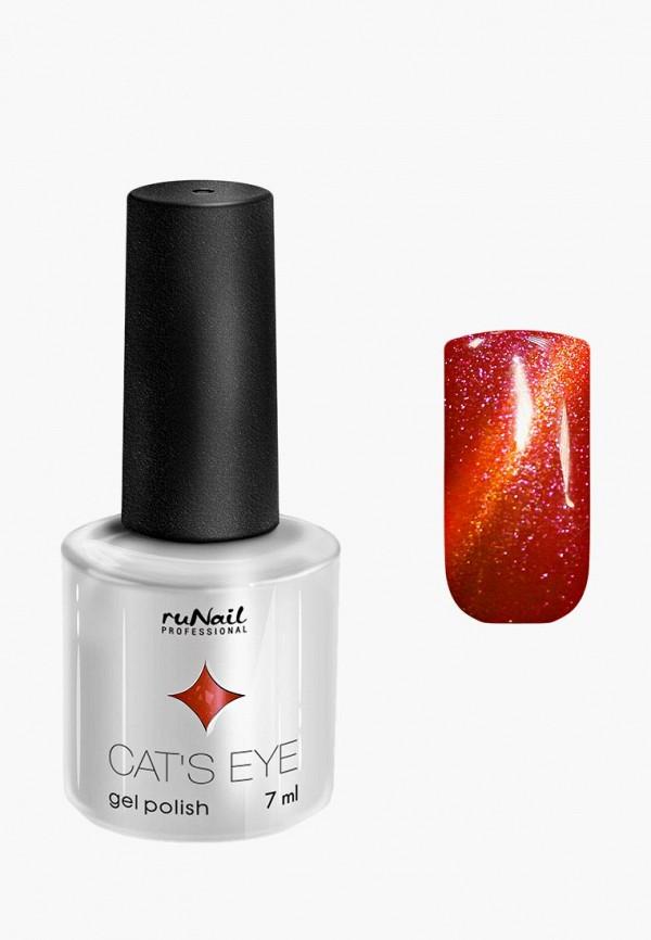 Купить Набор для ухода за ногтями Runail Professional, магнит и Гель-лак Cat's eye (золотистый блик, цвет: Мэнкс, Manx), RU010LWCWHI0, золотой, Осень-зима 2018/2019